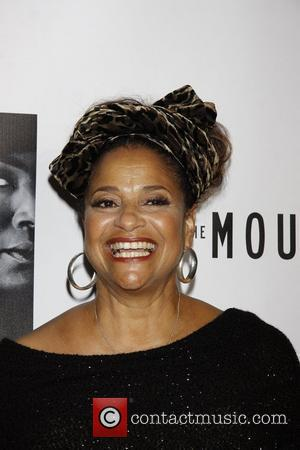 Debbie Allen Opening night of the Broadway play 'The Mountaintop' at the Bernard B Jacobs Theatre - Arrivals New York...