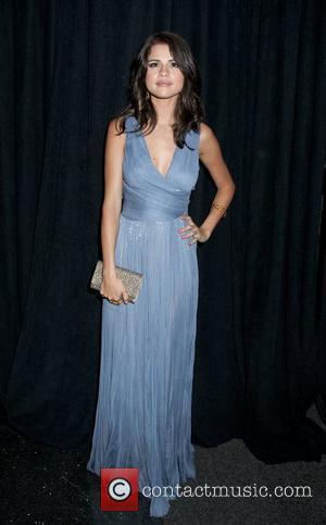Selena Gomez and Andie MacDowell