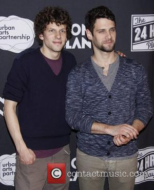 Jesse Eisenberg Taking Play To The Philippines