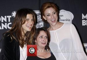 Lake Bell, Rachel Dratch and Diane Neal After Party for Montblanc Presents The 10th Annual production of 'The 24 Hour...