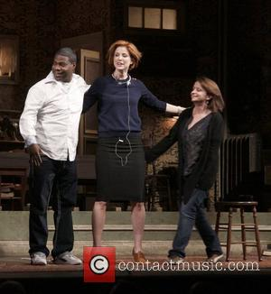 Diane Neal, Tracy Morgan, Rachel Dratch