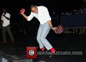 Mos Def performs at Fillmore Miami Beach at the Jackie Gleason Theater. Miami Beach, Florida - 27.09.11