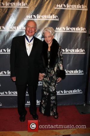 Buzz Aldrin and Lois Aldrin The 19th Annual Movieguide Awards Gala at Universal Hilton Hotel Los Angeles, California - 18.02.11