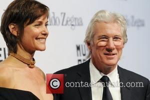Carey Lowell, Alec Baldwin and Richard Gere