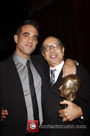 Bobby Cannavale and George C Wolfe