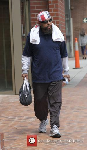 Mr. T (real name, Laurence Tureaud) was spotted outside a medical building in Beverly Hills Beverly Hills, California - 09.05.11