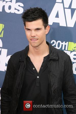 Taylor Lautner and Gibson Amphitheatre