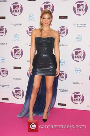 Bar Refaeli and Mtv European Music Awards