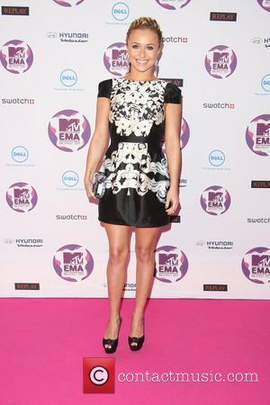 MTV European Music Awards, Hayden Panettiere