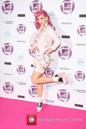 Katy Perry and Mtv European Music Awards