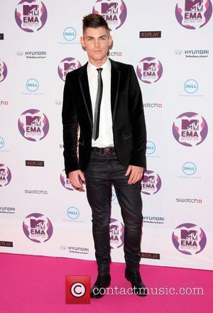 Kieron Richardson The MTV Europe Music Awards 2011 (EMAs) held at the Odyssey Arena - Arrivals Belfast, Northern Ireland -...