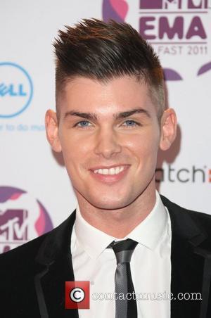 Kieron Richardson The MTV Europe Music Awards 2011 (EMAs) held at the Odyssey Arena - Arrivals Belfast, Northern Ireland -...