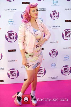 MTV European Music Awards, Katy Perry