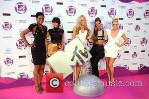 MTV stars From Above  The MTV Europe Music Awards 2011 (EMAs) held at the Odyssey Arena - Arrivals Belfast,...