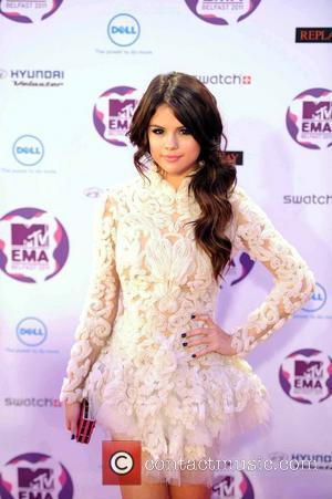Selena Gomez, David Guetta, Jessie J, Taio Cruz and Mtv European Music Awards