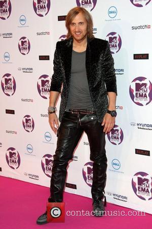 David Guetta The MTV Europe Music Awards 2011 (EMAs) held at the Odyssey Arena - Arrivals Belfast, Northern Ireland -...