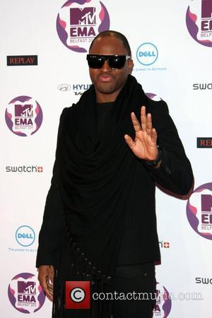 Taio Cruz The MTV Europe Music Awards 2011 (EMAs) held at the Odyssey Arena - Arrivals Belfast, Northern Ireland -...