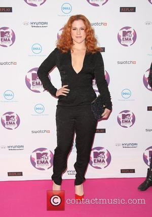 Katy B and Mtv European Music Awards
