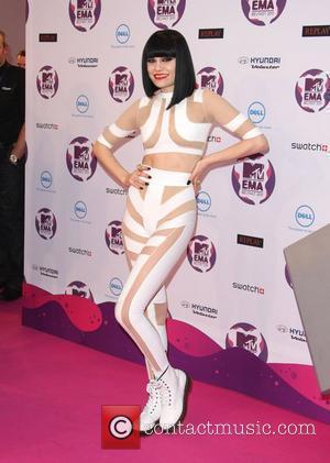 Jessie J and Mtv European Music Awards