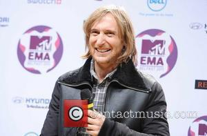 David Guetta and Mtv Emas