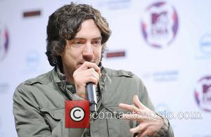 Gary Lightbody, Snow Patrol and MTV EMAs