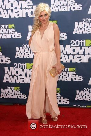 Alyson Michalka 2011 MTV Movie Awards - Arrival held at the Gibson Amphitheatre  Los Angeles, California - 05.06.11