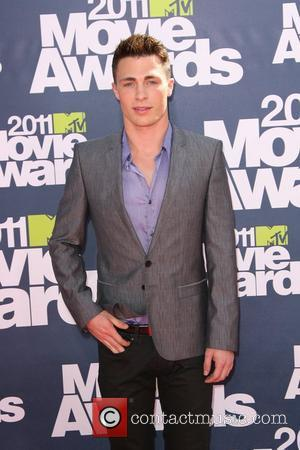 Colton Haynes 2011 MTV Movie Awards - Arrival held at the Gibson Amphitheatre  Los Angeles, California - 05.06.11