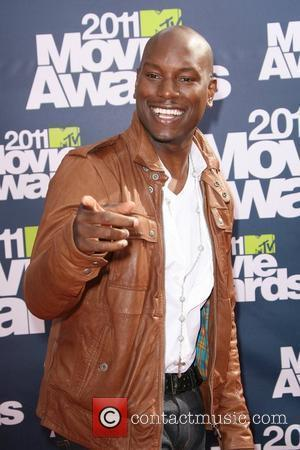 Tyrese 2011 MTV Movie Awards - Arrival held at the Gibson Amphitheatre  Los Angeles, California - 05.06.11