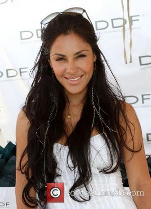 Carla Ortiz Melanie Segal's Red Cross Prepare LA Trend Lounge in celebration of the MTV Movie Awards held at Luxe...