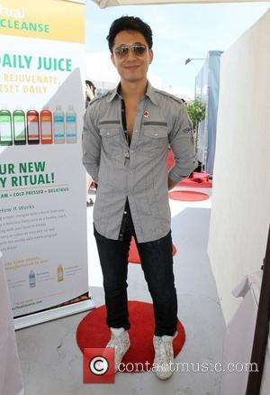 James Kyson Lee Melanie Segal's Red Cross Prepare LA Trend Lounge in celebration of the MTV Movie Awards held at...