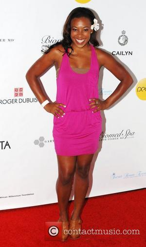 Tanya Chisholm MTV Movie Awards Gifting Suite Secret Room at SLS Hotel  Beverly Hills, California - 03.06.11