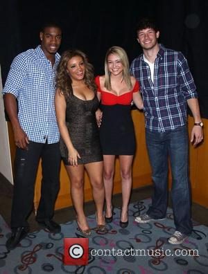 Leroy, Naomi, Heather, Dustin and Hard Rock Hotel And Casino