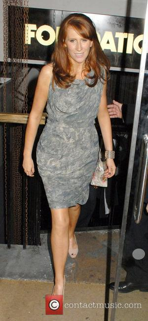 Catherine Tate,  at the Much Ado About Nothing Press Night After Party at The Foundation Bar. London, England -...