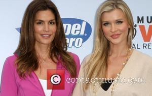 Cindy Crawford and Joanna Krupa Propel Zero to 1000 Celebrity Dog Walking event hosted by Cindy Crawford, held at Church...