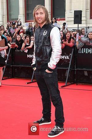 David Guetta 22nd Annual MuchMusic Video Awards - Arrivals Toronto, Canada - 19.06.11
