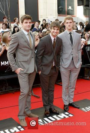 Foster The People 22nd Annual MuchMusic Video Awards - Arrivals Toronto, Canada - 19.06.11