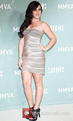 Alyssa Reid  22nd Annual MuchMusic Video Awards - Press Room Toronto, Canada - 19.6.11