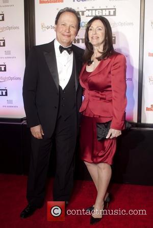 Billy Crystal and wife Janice Crystal Muhammad Ali Celebrity Fight Night XVII at the JW Marriott Desert Ridge Resort &...