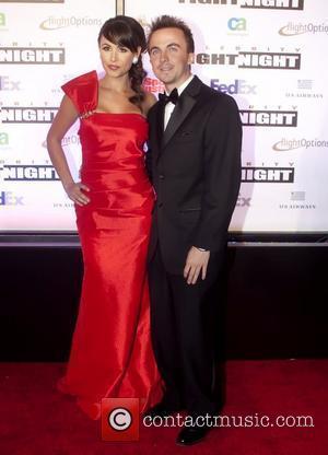 Elycia Marie and Frankie Muniz Muhammad Ali Celebrity Fight Night XVII at the JW Marriott Desert Ridge Resort & Spa...