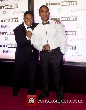 Kyle Massey and Chris Massey Muhammad Ali Celebrity Fight Night XVII at the JW Marriott Desert Ridge Resort & Spa...