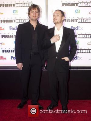 Rob Thomas and Paul Doucette Muhammad Ali Celebrity Fight Night XVII at the JW Marriott Desert Ridge Resort & Spa...