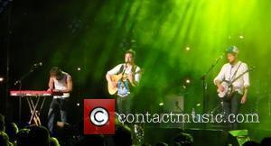 Mumford & Sons  performing at a charity gig at the New Wimbledon Theatre for AFC Wimbledon Monday, England -...