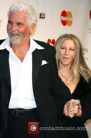 James Brolin and Barbara Streisand 2011 MusiCares Person of the Year Tribute to Barbara Streisand held at the Los Angeles...