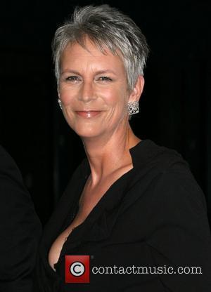 Jamie Lee Curtis 2011 MusiCares Person of the Year Tribute to Barbara Streisand held at the Los Angeles Convention Center...