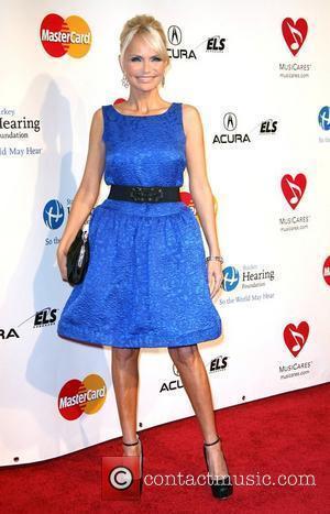 Kristin Chenoweth and Barbra Streisand