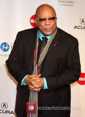 Quincy Jones 2011 MusiCares Person of the Year Tribute to Barbara Streisand held at the Los Angeles Convention Center Los...
