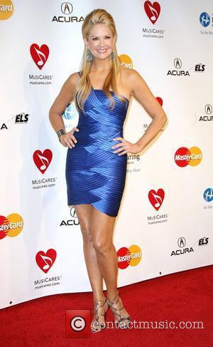 Nancy O'Dell 2011 MusiCares Person of the Year Tribute to Barbara Streisand held at the Los Angeles Convention Center Los...