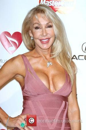 Linda Thompson  2011 MusiCares Person of the Year Tribute to Barbara Streisand held at the Los Angeles Convention Center...