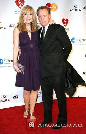 Leeza Gibbons and Barbra Streisand