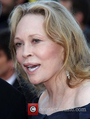 Faye Dunaway   2011 Cannes International Film Festival - Day 10 - This Must Be the Place - Premiere...